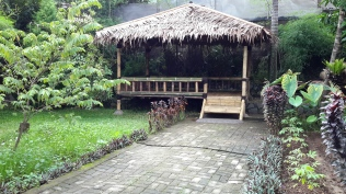 Saung Thafidzh bangunan 1